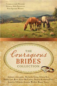 Courageous Brides Collection - Barbour Books