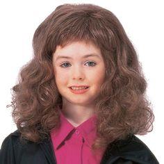 Harry Potter Hermione Granger Child Wig -- For more information, visit image link.