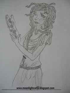 moonlightcat13: 2010 Yılı Çizimlerim *2*