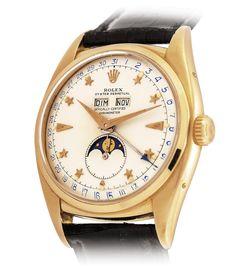 f1b8f2caaa9 Rolex Stelline 6062 Pink Relojes Rolex