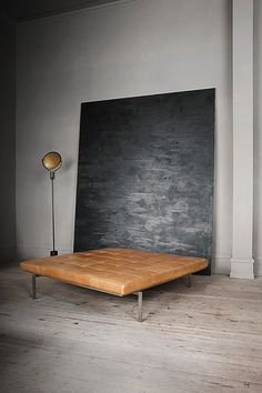 creativehouses: Ottoman > Poul Kjaerholm > Ltd.Edition Source: Man_of Steel