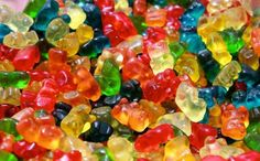 RiseEarth : Once You See How Gummy Bears Are Made, You'll Never Touch The Candy Again