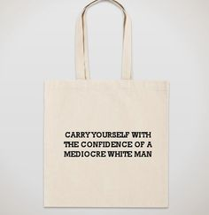 Carry this feminist tote proudly
