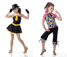 kenzie for Cicci Dance Creations.             Chloe would were the dress and I would were the heart one