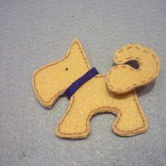 Make a Mischievous Felt Dog Guidcentral