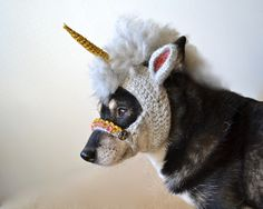 Always be yourself. Unless you can be a unicorn. Then always be a unicorn. [ From our vigilent friends at Knithacker. ]