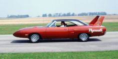 As muscle cars go, there's nothing more special than the Plymouth Road Runner Superbird. Outlandish looks,an incredible backstory, limited production and real competition success make the Superbird an ideal collector car. Hagerty says average prices are around $233,000 now, but that should go up soon.