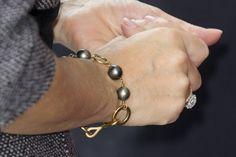 6ec461a805d le bracelet de perles noires Elizabeth Taylor, Det Danske Kongehus,  Prinsesser, Armbånd,