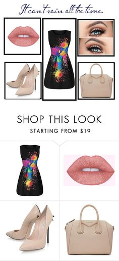 """Bez naslova #39"" by mirhajamakovic ❤ liked on Polyvore featuring Casadei and Givenchy"