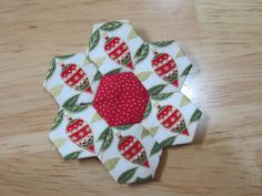 Hand Quilter: Newest Obsession: English Paper Piecing