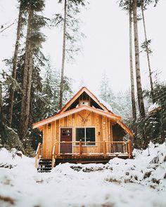 Cozy Washington Cabin                                                                                                                                                                                 More