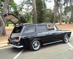 Black volkswagen squareback vw type 3  utah