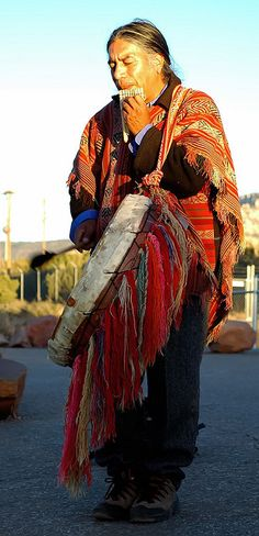 Native American - Sedona, via Flickr.
