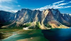 Torngat mountains national park, Greenland