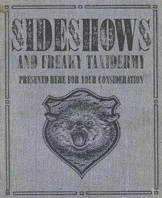 Sideshow World - Sideshow History, Sideshow Memories, Sideshow Stories, Sideshow Photographs, Sideshow Art at Sideshow World