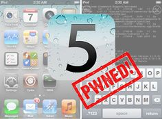 How To Jailbreak iPhone and iPad on iOS 5 Using Semitethered Method