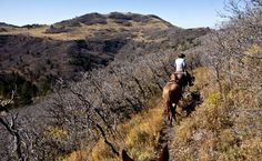 Riding in Lincoln County's White Mountain Wilderness New Mexico