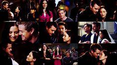 Mark Sloan and Lexie Grey - Grey's Anatomy