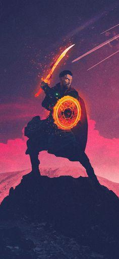 Infinity War - Doctor Strange (x-post /r/Marvel) - - Marvel Comics, Marvel Fan, Marvel Heroes, Marvel Avengers, Wallpapers Geek, Strand Wallpaper, Marvel Wallpaper, Hd Wallpaper, Marvel Characters