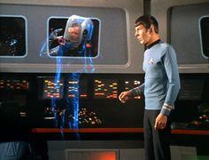 """""""Ghost"""" Kirk & Spock"""