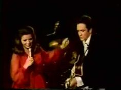 Johnny Cash & June Carter - Jackson. one of the best songs of all time!!