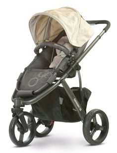 Eclipse Strider 3 Reverse Seat Stroller - Article #5189308 NZ$359.00 (sale farmer.co.nz Was $599.00) - Sophisticated and stylish, this stroller has been designed with a reversible seat, so that you can watch your baby, or let them face forward to enjoy the same view as you. --- Pram 3Wheel SingleSeat