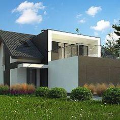 Dwu-lokalowy dom z poddaszem użytkowym oraz garażem i tarasem...