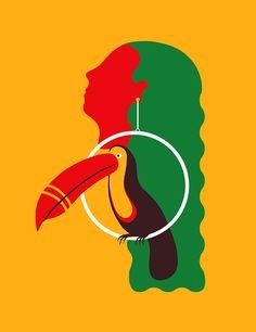 Magoz illustration - Exotic Brazil - Featured