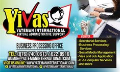 Administrative Support, Computer Service, Focus On Yourself, To Focus, Secretary, Management, Success, Social Media, Business
