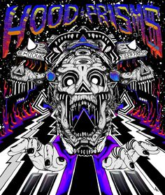 HOOD PRISM$ By Karimooo