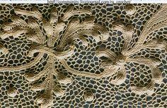 Oriveto crochet lace