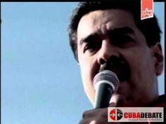 Mensaje de Nicolás Maduro al Congreso del Partido