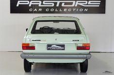 VW Gol BX 1985 . Pastore Car Collection              VW Gol BX 1985/1985 na cor Verde Álamo, raro modelo básico (versão de entrada da linha VW Gol), apenas 50.500km, segundo dono,  5 pneus pirelli P4 originais de época em estado de novos, interior impecável, veículo nunca restaurado. Faróis dianteiros Arteb Motor dianteiro, 4 cilindros contrapostos, refrigerado a ar, 1584 cm³, potência de 51 CV a 4400rpm e torque de 105 Nm a 3000rpm
