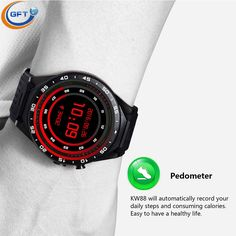 If life is like a box of chocolates then this GFT KW88 Smart Wa... is like fine wine.. Get yours today!! http://mycicret.info/products/gft-kw88-smart-watch-with-2-0-mp-camera?utm_campaign=social_autopilot&utm_source=pin&utm_medium=pin