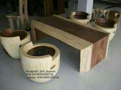 Meja Makan Antik