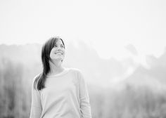 Soft and natural portrait shoot in Switzerland