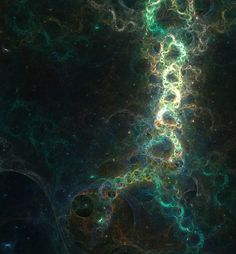 Double Helix Nebula-DNA Nebula