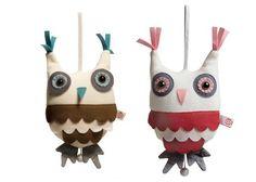 Design Therapy: pensieri e parole sul fare casa! Christmas Bird, Christmas Ornaments, Bird Crafts, Home And Living, Baby Room, Lifestyle Blog, Baby Kids, Kids Room, Owl