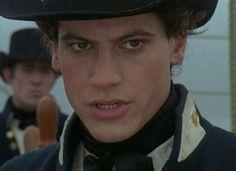 Ioan Gruffudd as Horatio Hornblower. ESPECIALLY in that hat!