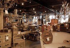 Something Old, Something New - St. Charles Avenue  Antiques Shops