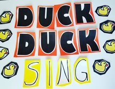 Duck Duck Sing Review Game – Best game for Singing Time ever!