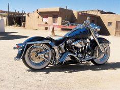 Harley Soft Tail Custom