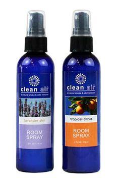 Natural Herbal Room Sprays!