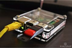 Set up your own personal cloud storage on Raspberry Pi with OwnCloud http://pimylifeup.com/raspberry-pi-owncloud