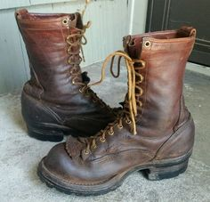 US $75.00 Pre-owned in Clothing, Shoes & Accessories, Men's Shoes, Boots