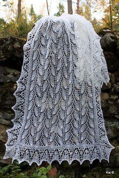 Haapsalu shawl    http://kai-blogspot.blogspot.com/