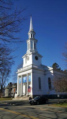 First Parish - Lexington,  MA