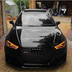 Cars and motor - Audi Rs3, Allroad Audi, Audi A3 Sedan, Benz Amg, Sports Car Wallpaper, Super Sport Cars, Audi Sport, Fancy Cars, Car Brands