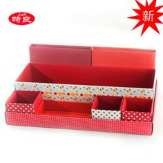 Derlook department store diy desktop storage 7 jr 985 storage box-inStorage Boxes & Bins from Home & Garden on Aliexpress.com