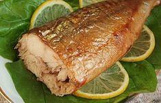 Рецепт совсем несложен а рыба получается максимально «приближенной» по вкусу к копченой.